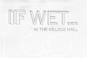 If Wet #5 - Kathy Hinde / Nikki Pugh