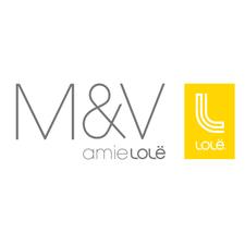 M&V amie Lolë logo