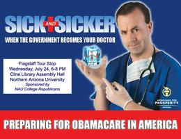 AFP AZ & NAU CR's - Sick & Sicker Tour: Preparing for...