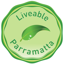 City of Parramatta - Sustainability and Waste logo