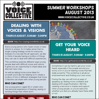 Get Your Voice Heard: Young People & Parents Summer...