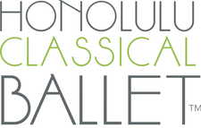 Honolulu Classical Ballet  logo