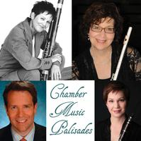 Chamber Music Palisades presents wind trios and quartet...