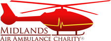 Midlands Air Ambulance Charity logo