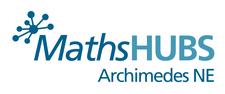 Archimedes NE Maths Hub  logo