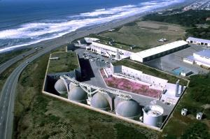 Free Tour of the SF Oceanside Wastewater Treatment Plant