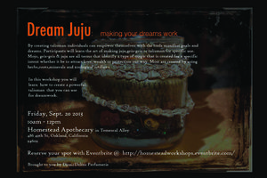 Dream Juju: Making Your Dreams Work