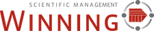 WINNING Scientific Management logo