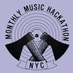 Monthly Music Hackathon NYC logo