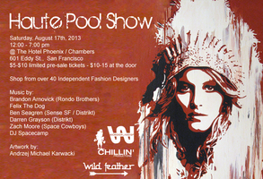 The Haute Pool Show