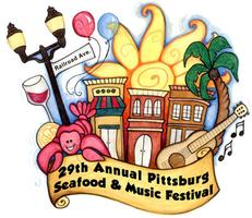 29th Annual Pittsburg Seafood & Music Festival