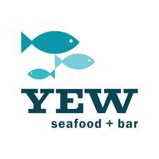 YEW seafood + bar logo