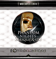 PHANTOM NIGHTS | 18+  | 7.31.13