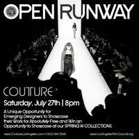 OPEN RUNWAY FASHION SHOW  - SPRING 14 COLLECTION