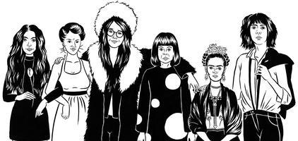 Indigenous Women in the Arts