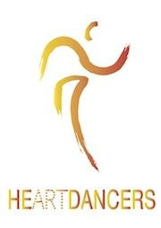 Heartdancers Charity logo