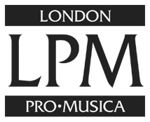 London Pro Musica logo