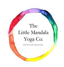 The Little Mandala Yoga Co. logo
