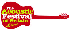 The Acoustic Festival of Britain logo