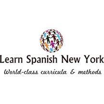 Learn Spanish New York logo