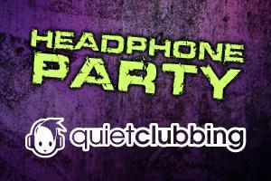 Bonelick Park Quiet Clubbing Headphone Party