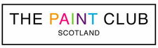 The Paint Club Scotland logo
