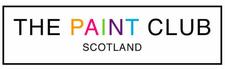 The Paint Club Scotland logo