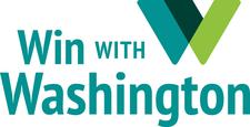 Win With Washington logo
