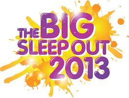 Stonepillow Big Sleep Out 2013