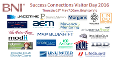 BNI Success Connections, Brighton logo
