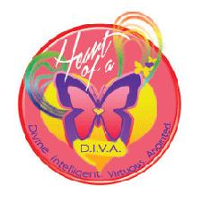 Heart Of A D.I.V.A Ministries logo