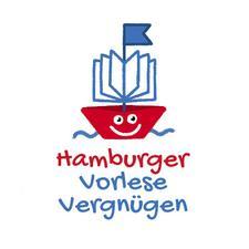 Hamburger VorleseVergnügen logo