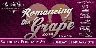 Romancing the Grape