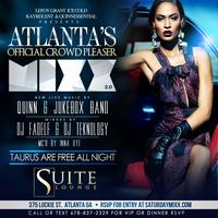 Saturday MIXX @Suite Lounge - Atlanta's #1 Saturday...