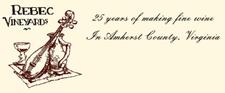 Rebec Vineyards, Inc. logo