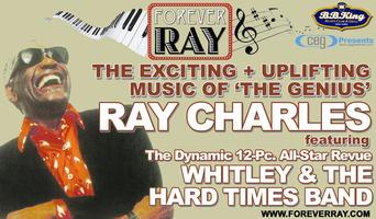 "RAY CHARLES TRIBUTE: ""FOREVER RAY"" - DYNAMIC 12 PC...."