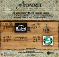 George Dickel Tennessee Whisky Tasting @ The Ainsworth
