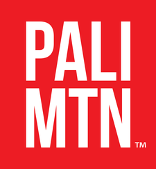 Pali Mountain logo