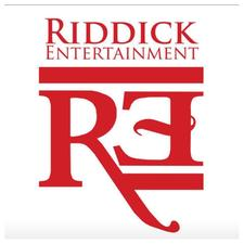 Riddick Entertainment & Events logo