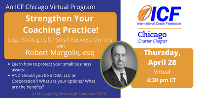 Strengthen Your Coaching Practice! Legal Strategies...