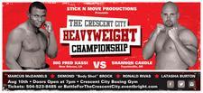 Crescent City Boxing Gym logo