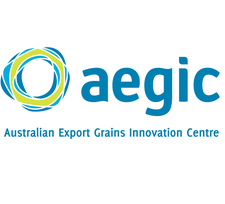 Australian Export Grains Innovation Centre (AEGIC) logo