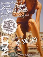 "Saturday August 17th: ""Beats, Babes, & Beach Balls"" at..."