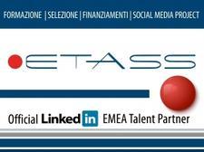 ETAss  - Official Linkedin EMEA Talent Partner logo
