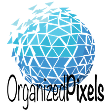 Organized Pixels logo