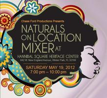 Naturals on Location a Mixer