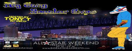 Big Easy Sneaker Expo
