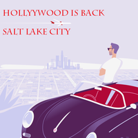 HOLLYWOOD RETURNS TO SALT LAKE CITY! Voice Acting...
