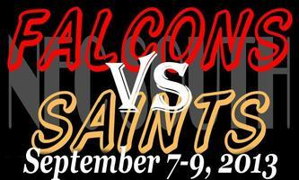 Falcons VS Saints