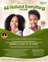 All Natural Everything Tour Vendor/Sponsorship